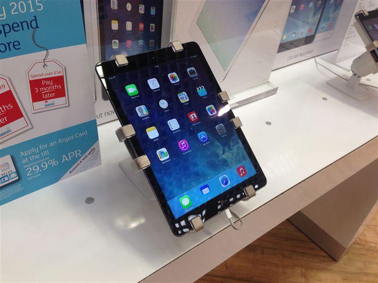 iPad in Gorilla Grips